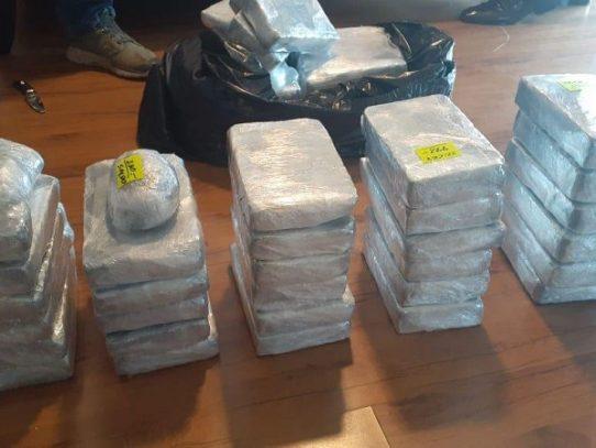 Un boliviano aprehendido tras hallazgo de droga en un apartamento en Ave. Balboa