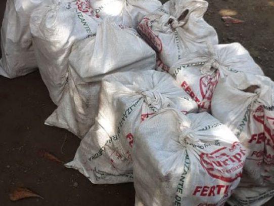 Incautan mil 177 paquetes de droga en Brisas de Golf y Barú