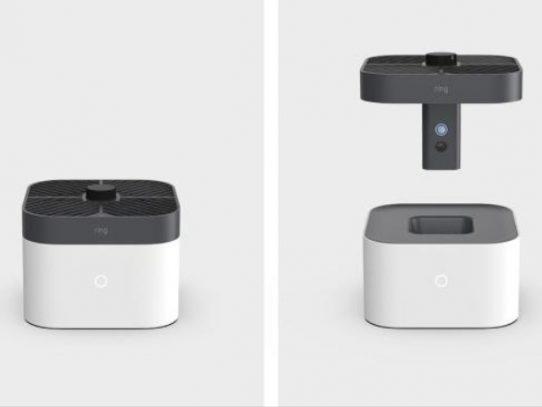 Un dron de Amazon que filma en el interior de tu hogar. ¿Qué puede salir mal?