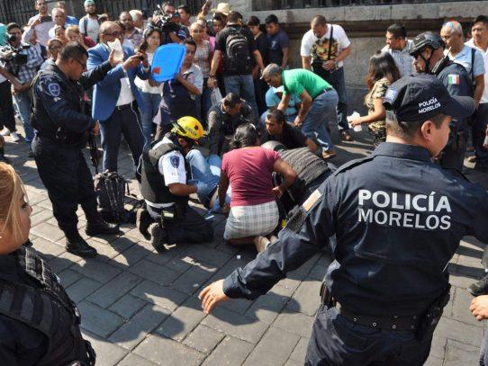 Ataque en plaza central de ciudad mexicana deja dos muertos y dos heridos
