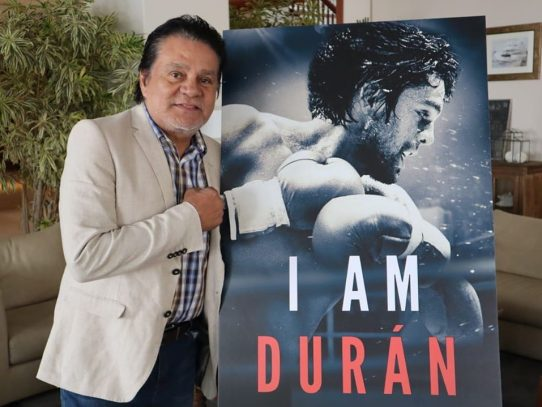 """I Am Durán"", documental sobre la vida del boxeador panameño estrena hoy"
