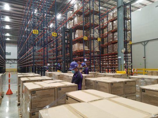 Empresas logísticas mantienen la operación para suplir las necesidades en medio de la pandemia