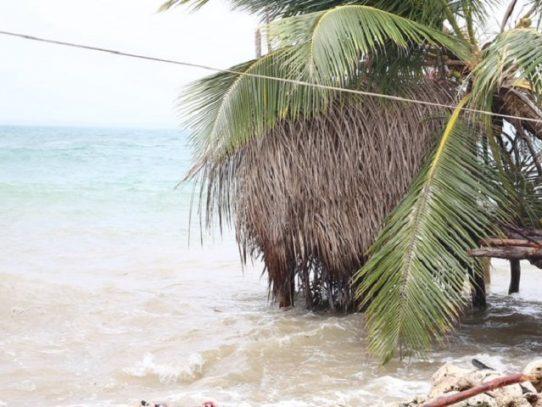 Aviso de prevención por oleaje para el Caribe panameño del 19 al 21 de junio