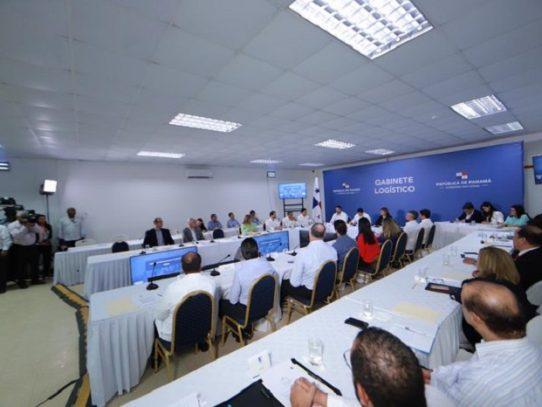 Se instala el Gabinete Logístico para mejorar el nivel de competitividad del país