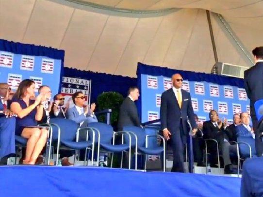 Mariano Rivera se inmortaliza en el Salón de la Fama de la MLB