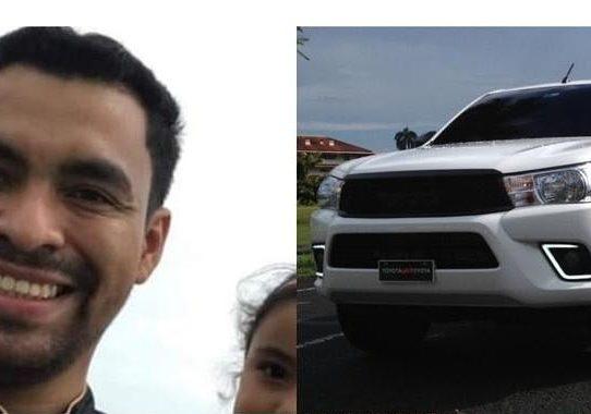 Jafet Omar Tejada, una semana sin conocer su paradero