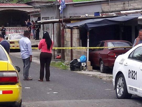 Asesinan a un taxista en la provincia de Colón