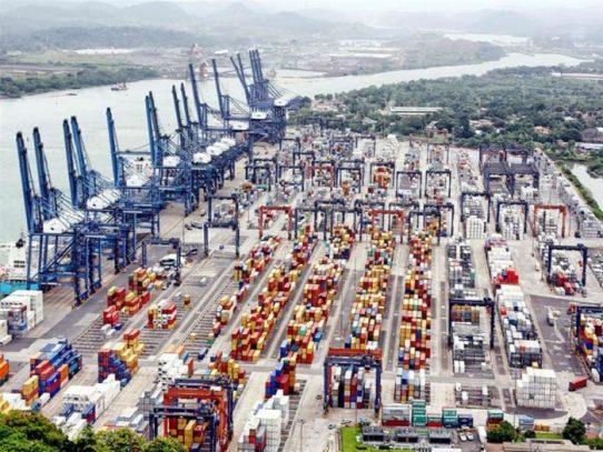 Movimiento de carga en Panama Ports Company crece a pesar de la pandemia