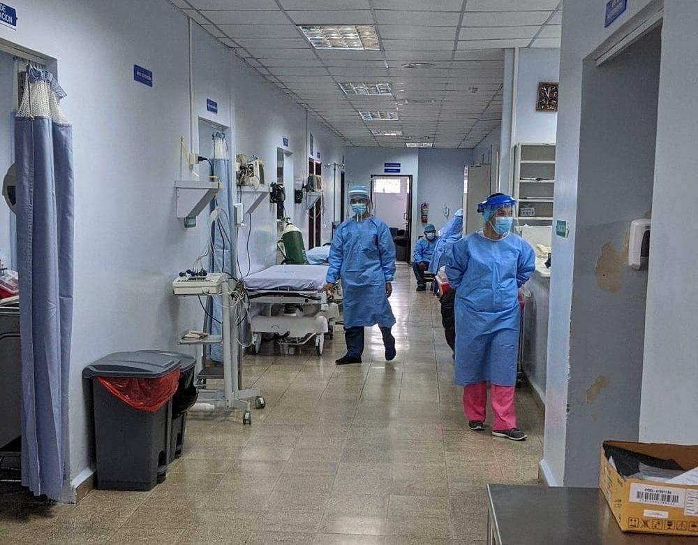 Autoridades de salud apelan a la conciencia ciudadana para evitar colapso sanitario