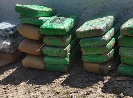 Ubican 14 paquetes con droga en Coclé