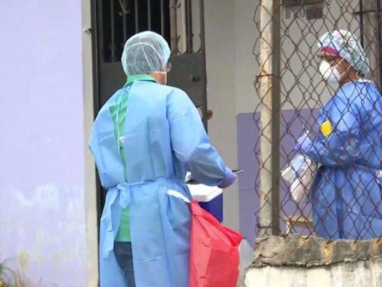 Testeo en Arraiján identifica a 98 personas asintomáticas con Covid-19