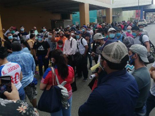 Migración atiende solicitud de nicaragüenses que buscan regresar a su país