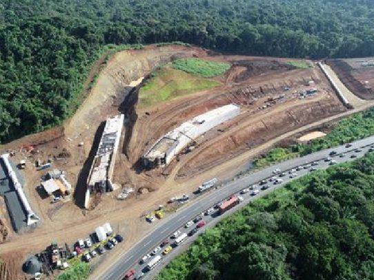 Trabajos de voladura en Loma Cová y Cocolí los días 17 y 20 de noviembre