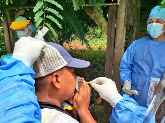 Panamá reporta 857 casos positivos nuevos de Covid-19