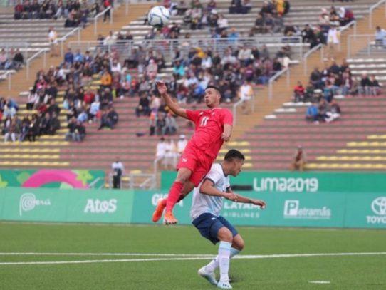 Argentina venció 3-1 a Panamá y clasifica a semifinales de fútbol panamericano