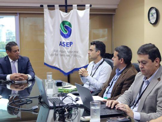 ASEP solicita a empresas eléctricas normalizar el servicio