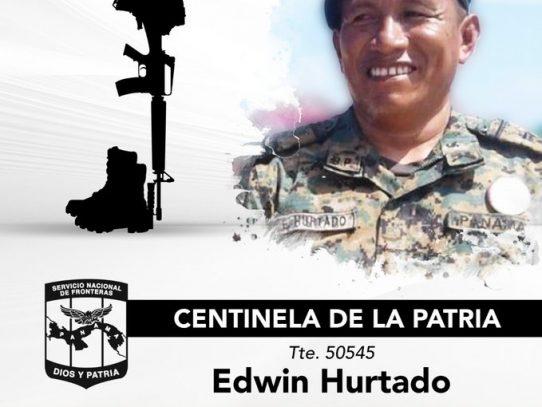 Fallece teniente del Senafront a causa del Covid-19