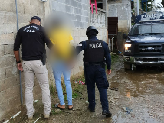 Semana cierra con 20 presuntos homicidas capturados