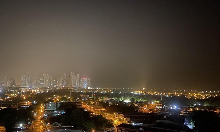Se prevé que la incursión del polvo del Sahara sobre Panamá sea mínima, según expertos