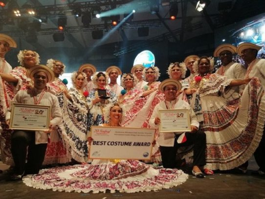 Panamá cosecha premios internacionales el fin de semana