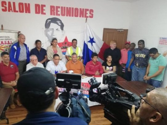 Frenadeso anuncia piqueteo contra la corrupción e impunidad