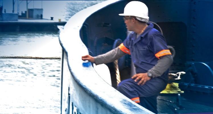 Este 25 de junio la Gente de Mar celebra su día trabajando en medio de la pandemia mundial