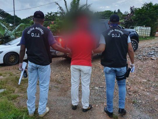 Capturan a ocho presuntos violadores en la provincia de Colón