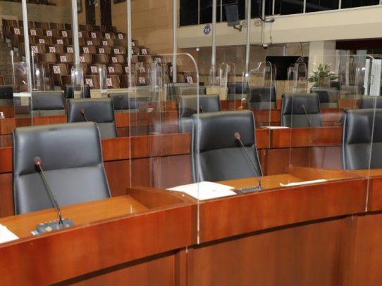 Asamblea instalará un nuevo periodo legislativo y Cortizo rendirá informe de gestión