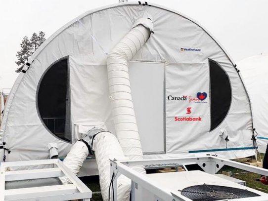 Minsa recibe dos nuevos hospitales modulares para lucha contra el Covid-19