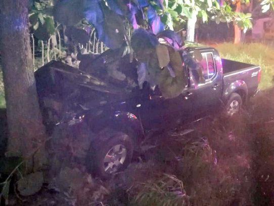 Un muerto por accidente de tránsito en Coclé