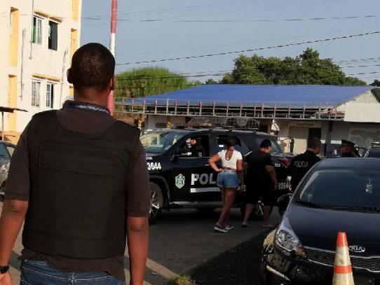 Detienen en San Joaquín a un supuesto relacionado en un doble homicidio