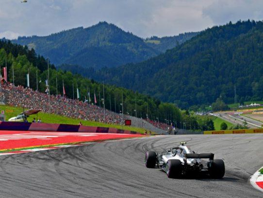 Luz verde para apertura de temporada de F1 con dos carreras en Austria
