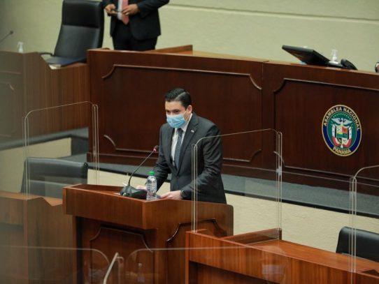 Vicepresidente presenta proyecto que reduce salarios a determinados funcionarios