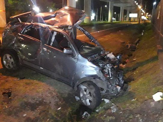 Enfermera pierde la vida en accidente vehicular en Mañanitas