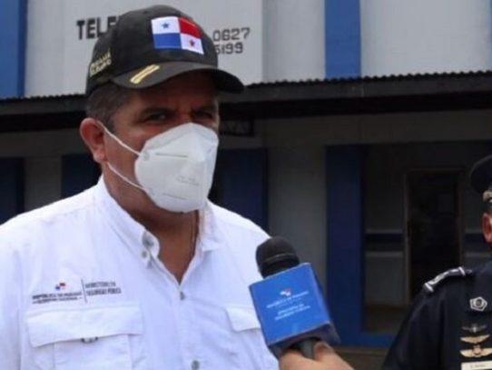 Pino: Estamentos de seguridad han logrado importantes incautaciones en más de 150 operaciones