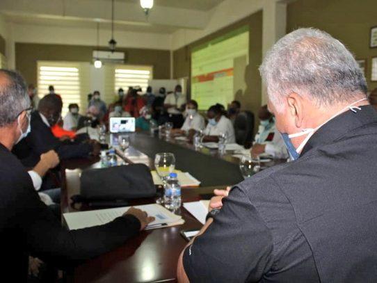Trazabilidad y participación de autoridades locales en la lucha contra el COVID-19