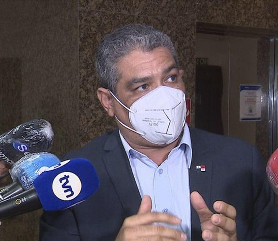 Ministro Sucre anuncia flexibilización de cuarentena en Colón y Bocas del Toro