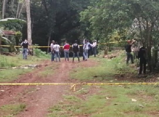 Aprehenden a un menor edad supuestamente vinculado a doble homicidio en Río Rita