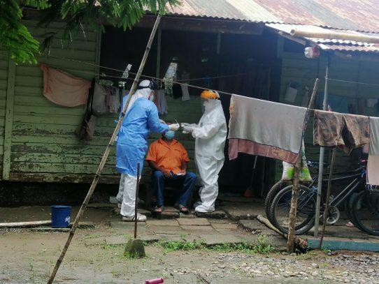 Minsa reporta 30 nuevas defunciones y un acumulado de 44,332 contagios