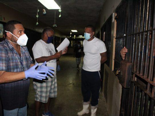 Se contabilizan 1082 detenidos contagiados por Covid-19