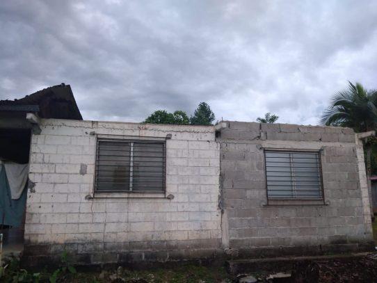 Mal tiempo deja 18 viviendas sin techo y 19 árboles caídos