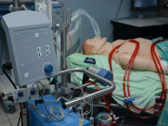 Implementan la tecnología ECMO para casos severos de Covid-19