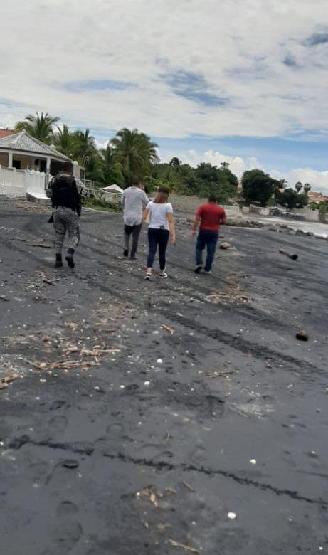 Sancionan a 21 personas en Playa Coronado por incumplir domingo de cuarentena