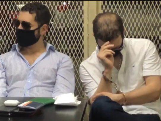 Parte de la bancada CD en Parlacen rechaza juramentar a hermanos Martinelli