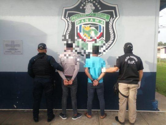 Ocho condenados por venta de drogas y siete bajo detención preventiva