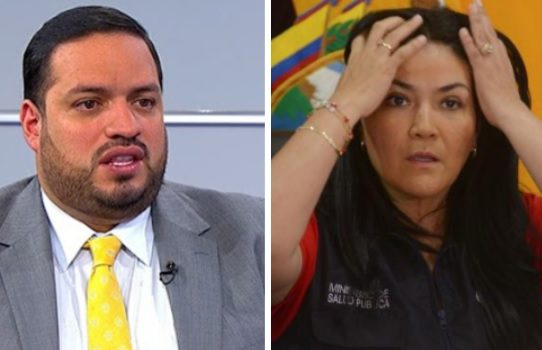 Ministros de Salud y de Trabajo renuncian por crisis del coronavirus en Ecuador
