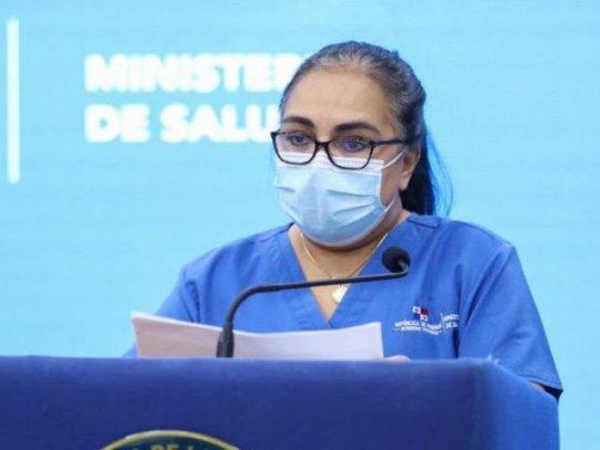 Doctora Lourdes Moreno esta en cuarentena y bajo tratamiento médico
