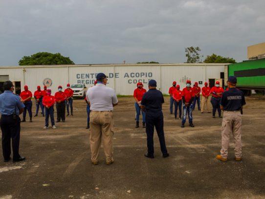 COE de Aguadulce será centro de acopio del Plan Panamá Solidario