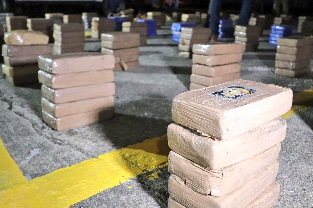Senan incauta 314 paquetes de presunta droga en el Archipiélago de Las Perlas