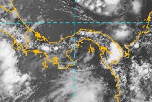 Aviso de prevención por onda tropical  del 27 al 29 de julio